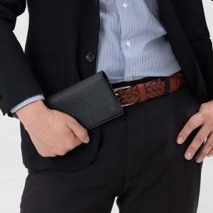 ダンヒル 長財布 財布 メンズ ウィンザー ブラック L2PA10 A DUNHILL