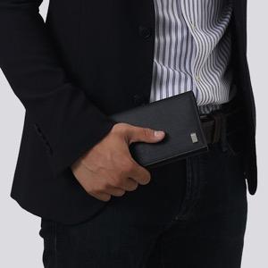 ダンヒル 長財布 財布 メンズ サイドカー 【SIDECAR】 ブラック L2RF10 A DUNHILL