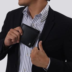 ダンヒル 二つ折り財布 財布 メンズ サイドカー 【SIDECAR】 ブラック L2RF32 A DUNHILL