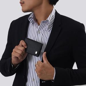 ダンヒル コインケース【小銭入れ】 財布 メンズ サイドカー 【SIDECAR】 ブラック L2RF80 A DUNHILL