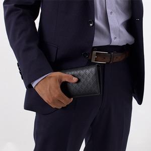 エンポリオアルマーニ 長財布 財布 メンズ PORTAFOGLIO MINORCA ブラック YEM474 YC043 80001 EMPORIO ARMANI