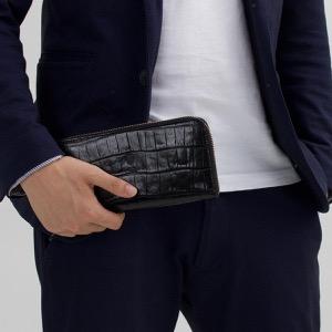 フェリージ 長財布 財布 メンズ レディース ブラック 125 SA 0003 FELISI