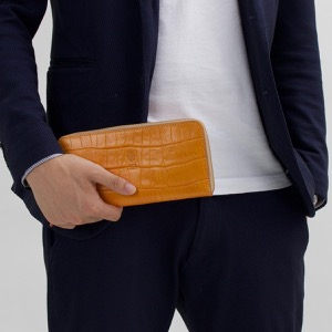 フェリージ 長財布 財布 メンズ レディース マンゴオレンジ 125 SA 0015 FELISI