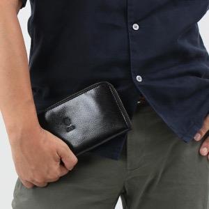 フェリージ 長財布 財布 メンズ ブラック 125 SI 0003 FELISI