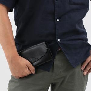 フェリージ 長財布 財布 メンズ ブラック 954 SI 0003 FELISI