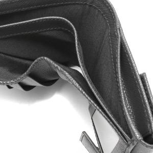 フェラガモ 二つ折り財布 財布 レディース ガンチーニ ストロボリサンドダークグレー 22C877 STROMBOLI SAND 0737529 SALVATORE FERRAGAMO