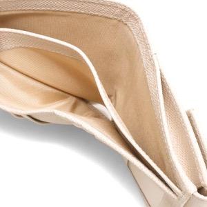 フェラガモ 二つ折り財布 財布 レディース ガンチーニ ボーンホワイトベージュ 22C877 BONE 0740819 SALVATORE FERRAGAMO