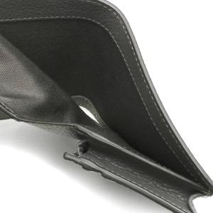 フェラガモ 二つ折り財布/ミニ財布 財布 レディース シティ ガンチーニ スパローダークグレー 22D514 SPARROW 0745560 SALVATORE FERRAGAMO