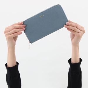 フルラ 長財布 財布 レディース バビロン エクストラ ラージ ピオンボブルー PS52 B30 W3E 1006776 FURLA