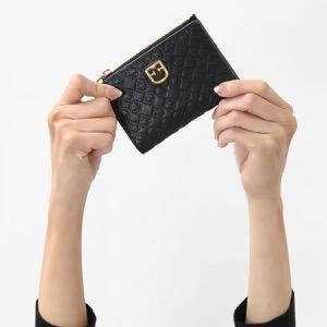 フルラ コインケース【小銭入れ】/クレジットカードケース 財布 レディース ベルヴェデーレ スモール ブラック PCF8 R65 O60 1034215 FURLA