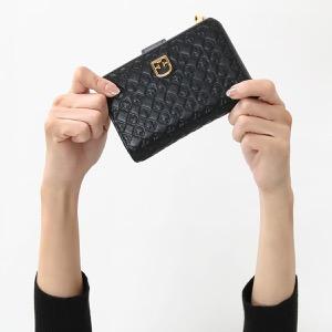 フルラ 二つ折り財布 財布 レディース ベルヴェデーレ ミディアム ブラック PCF4 R65 O60 1034235 FURLA