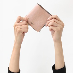 フルラ 二つ折り財布/ミニ財布 財布 レディース バビロン スモール ムーンストーンピンクベージュ PR74 B30 6M0 871004 FURLA