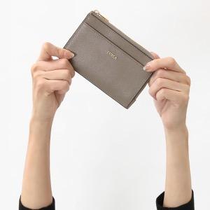 フルラ コインケース【小銭入れ】/クレジットカードケース 財布 レディース バビロン ミディアム サッビアグレー PR75 B30 SBB 922568 FURLA