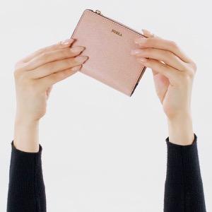 フルラ 二つ折り財布 財布 レディース バビロン ムーンストーンベージュ PU75 B30 6M0 948420 FURLA