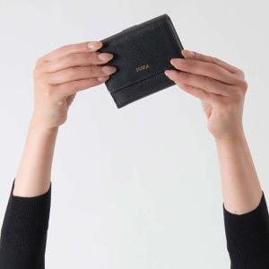 フルラ 二つ折り財布 財布 レディース バビロン ブラック PZ57 B30 O60 978869 FURLA