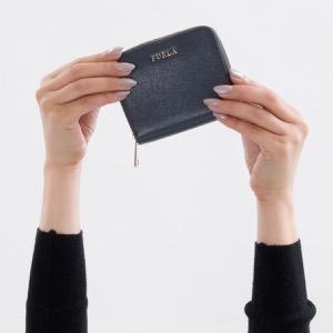 フルラ 二つ折り財布 財布 レディース バビロン アルデシアブルー PR84 B30 ZDG 979022 2018年秋冬新作 FURLA