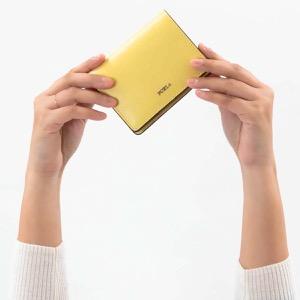 フルラ 二つ折り財布/ミニ財布/カードケース 財布 レディース バビロン スモール ソールイエロー PZ28 B30 ET8 993881 FURLA