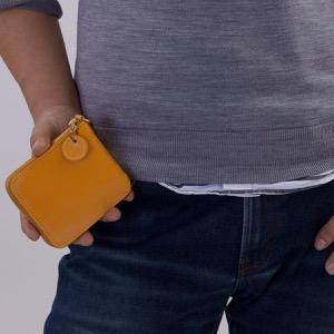 グレンロイヤル 二つ折り財布 財布 メンズ レディース ラウンドタグ ROUND TAG ゴールドイエロー 036156 GOLD GLENROYAL