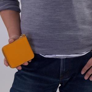グレンロイヤル 二つ折り財布 財布 メンズ レディース ゴールドイエロー 036156 GOLD GLENROYAL
