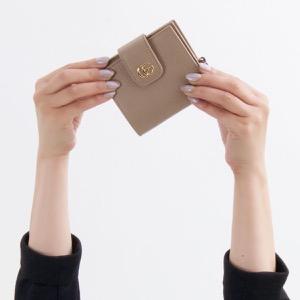 グッチ 二つ折り財布 財布 レディース プチマーモント ポーセリンローズベージュ 523193 CAO0G 5729 2018年秋冬新作 GUCCI