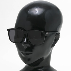 グッチ サングラス メンズ スクエア アレッサンドロ・ミケーレデザイン ウェリントン ブラック&グレー GG0017SA 001 ASI GUCCI