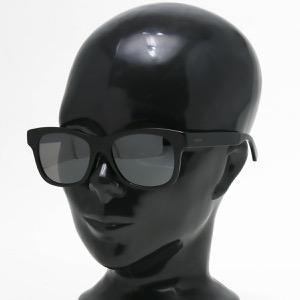 グッチ サングラス メンズ スクエア アレッサンドロ・ミケーレデザイン ウェリントン ブラック&グレー GG0044SA 005 ASI GUCCI