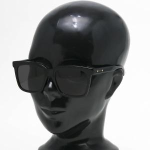 グッチ サングラス メンズ スクエア ブラック&グレー GG0267SA 001 ASI GUCCI