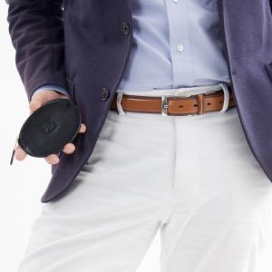イルビゾンテ コインケース【小銭入れ】 財布 メンズ レディース スタンダード ブラック C0039 P 153 IL BISONTE