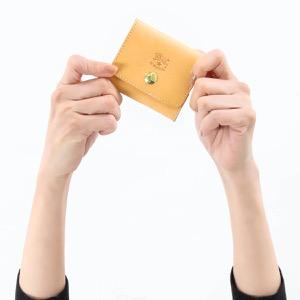イルビゾンテ コインケース【小銭入れ】 財布 メンズ レディース スタンダード ナチュラルベージュ C0774 P 120 IL BISONTE