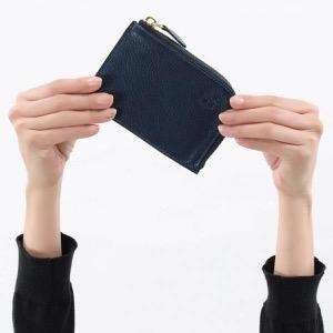 イルビゾンテ コインケース【小銭入れ】 財布 メンズ レディース スタンダード ブルー C0852 P 866 IL BISONTE
