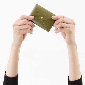 イルビゾンテ コインケース【小銭入れ】 財布 メンズ レディース スタンダード オリーブグリーン C0854 EP 955 IL BISONTE