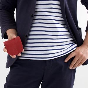 イルビゾンテ コインケース【小銭入れ】 財布 メンズ レディース スタンダード ロッソレッド C0934 P 245 IL BISONTE