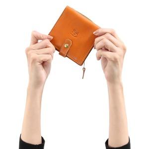 イルビゾンテ 二つ折り財布 財布 メンズ レディース スタンダード ?キャラメルブラウン C0962 P 145 IL BISONTE