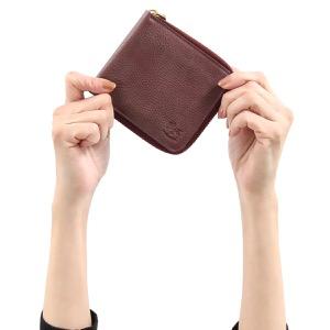 イルビゾンテ 二つ折り財布 財布 メンズ レディース スタンダード プラムパープル C0990 P 885 IL BISONTE