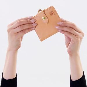 イルビゾンテ 二つ折り財布/ミニ財布 財布 メンズ レディース スタンダード ナチュラル C1033 P 120 IL BISONTE