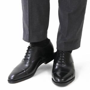 ジョンロブ ビジネスシューズ/ドレスシューズ/革靴 メンズ シティ ll ブラック 008031 7000 LE 1R 2019年秋冬新作 JOHN LOBB
