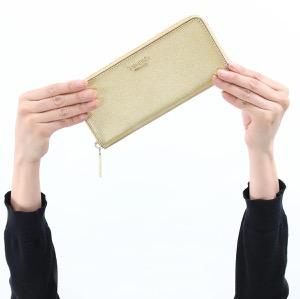 ケイトスペード 長財布 財布 レディース シルビア スリム ペールゴールド PWRU7245 712 2019年春夏新作 KATE SPADE