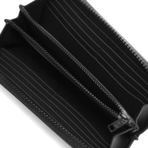 メゾンマルジェラ 長財布 財布 メンズ レディース ステッチ ブラック S35UI0431 PS935 T8013 MAISON MARGIELA