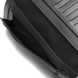 メゾンマルジェラ 長財布 財布 メンズ レディース ステッチ ブラック S55UI0202 P2686 H1669 MAISON MARGIELA