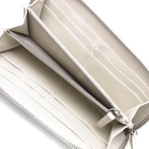 メゾンマルジェラ 長財布 財布 メンズ レディース ステッチ ライトホワイトベージュ S56UI0110 P4303 T2003 MAISON MARGIELA