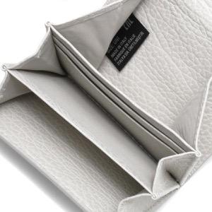 メゾンマルジェラ コインケース(小銭入れ)/ミニ財布/カードケース 財布 レディース ステッチ アイボリー S56UI0149 P0399 T2003 2022年春夏新作 MAISON MARGIELA
