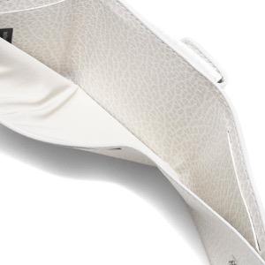 メゾンマルジェラ 三つ折り財布/ミニ財布 財布 レディース ステッチ アイボリー S56UI0150 P0399 T2003 2022年春夏新作 MAISON MARGIELA