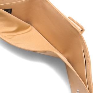 メゾンマルジェラ 三つ折り財布/ミニ財布 財布 レディース ステッチ ピンクベージュ S56UI0150 P4303 T2057 MAISON MARGIELA