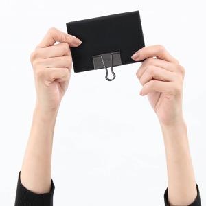 オフホワイト クレジットカードケース メンズ レディース バインダークリップ ブラック OWNC009S190740891000 OFF-WHITE