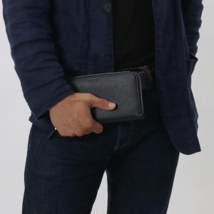 プラダ 長財布 財布 メンズ サフィアーノ ブラック 2ML317 053 F0002 PRADA