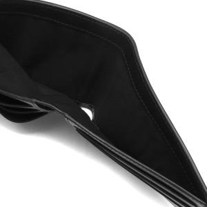 ポールスミス 二つ折り財布(札入れ) 財布 メンズ ストライプ PS BY PAUL SMITH ブラック M2A 6600 FPSSTR 79 PAUL SMITH