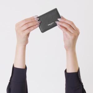サンローランパリ イヴサンローラン 財布 三つ折り財布/ミニ財布 財布 レディース ブラック 459784 B680N 1000 SAINT LAURENT PARIS