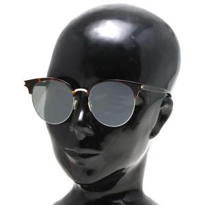 サンローランパリ イヴサンローラン サングラス メンズ レディース アヴァナマーブルブラウン&シルバー SL 200 K SLIM 003 KOR SAINT LAURENT PARIS