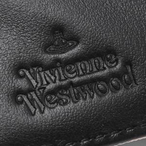 ヴィヴィアンウエストウッド 三つ折り財布 財布 レディース ダービー オーブ ニューエキシビジョンマルチ 51010018 10256 O209 VIVIENNE WESTWOOD