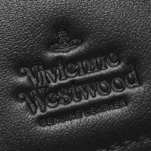 ヴィヴィアンウエストウッド 三つ折り財布 財布 レディース ヴィクトリア オーブ レッド 51010018 40565 H401 VIVIENNE WESTWOOD